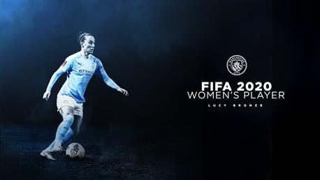 Bronze Meraih Penghargaan FIFA Women's Player of the Year 2020