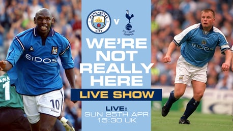 Goater and Morrison team up for Carabao Cup final WNRH show