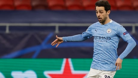 Rock-solid defence key to City's quest for success, says Bernardo