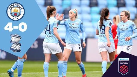 City 4-0 Birmingham: Full-match replay