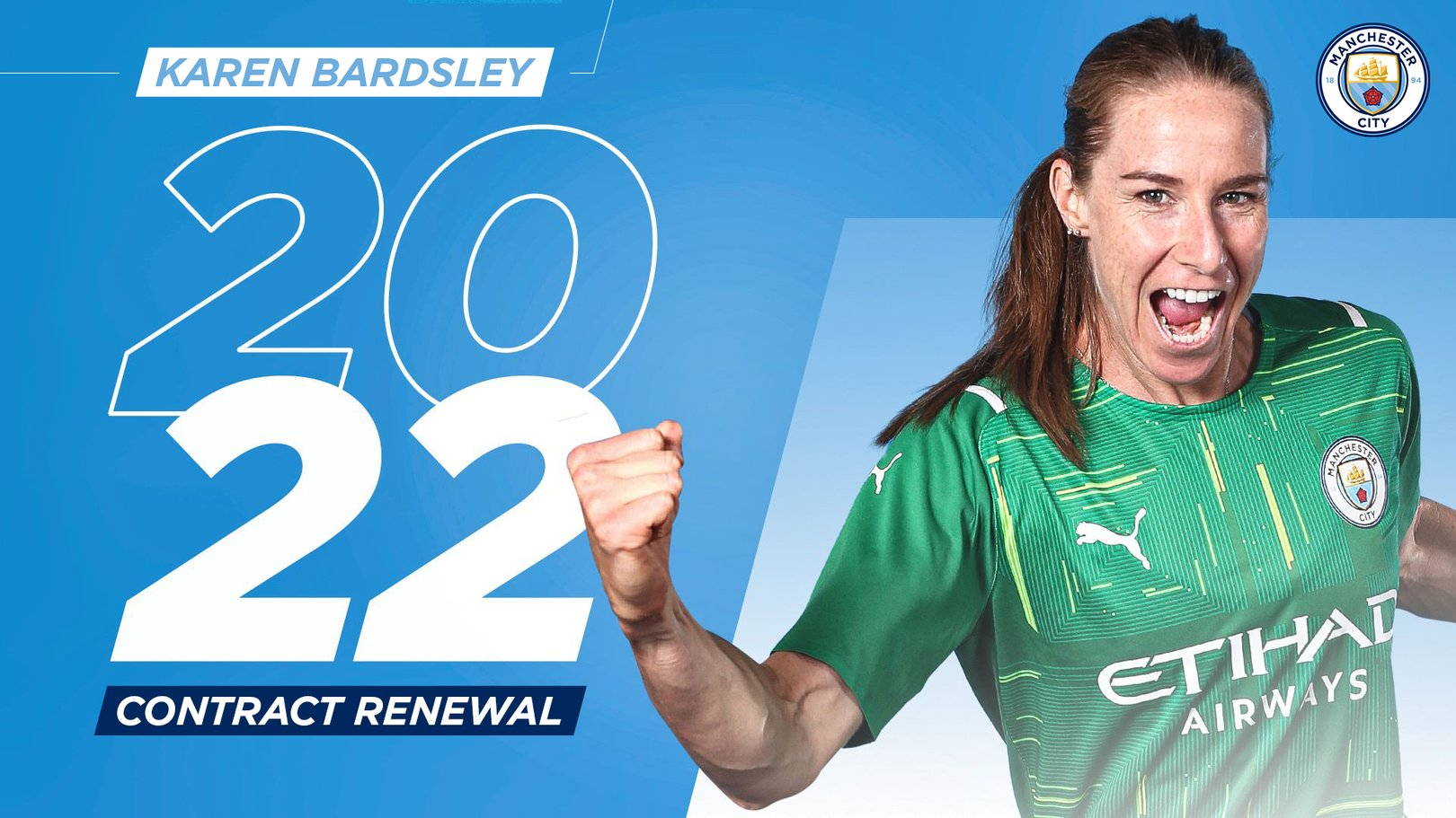 Karen Bardsley signs one-year contract extension