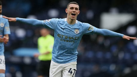 Foden is a joy to watch, says Peter Barnes