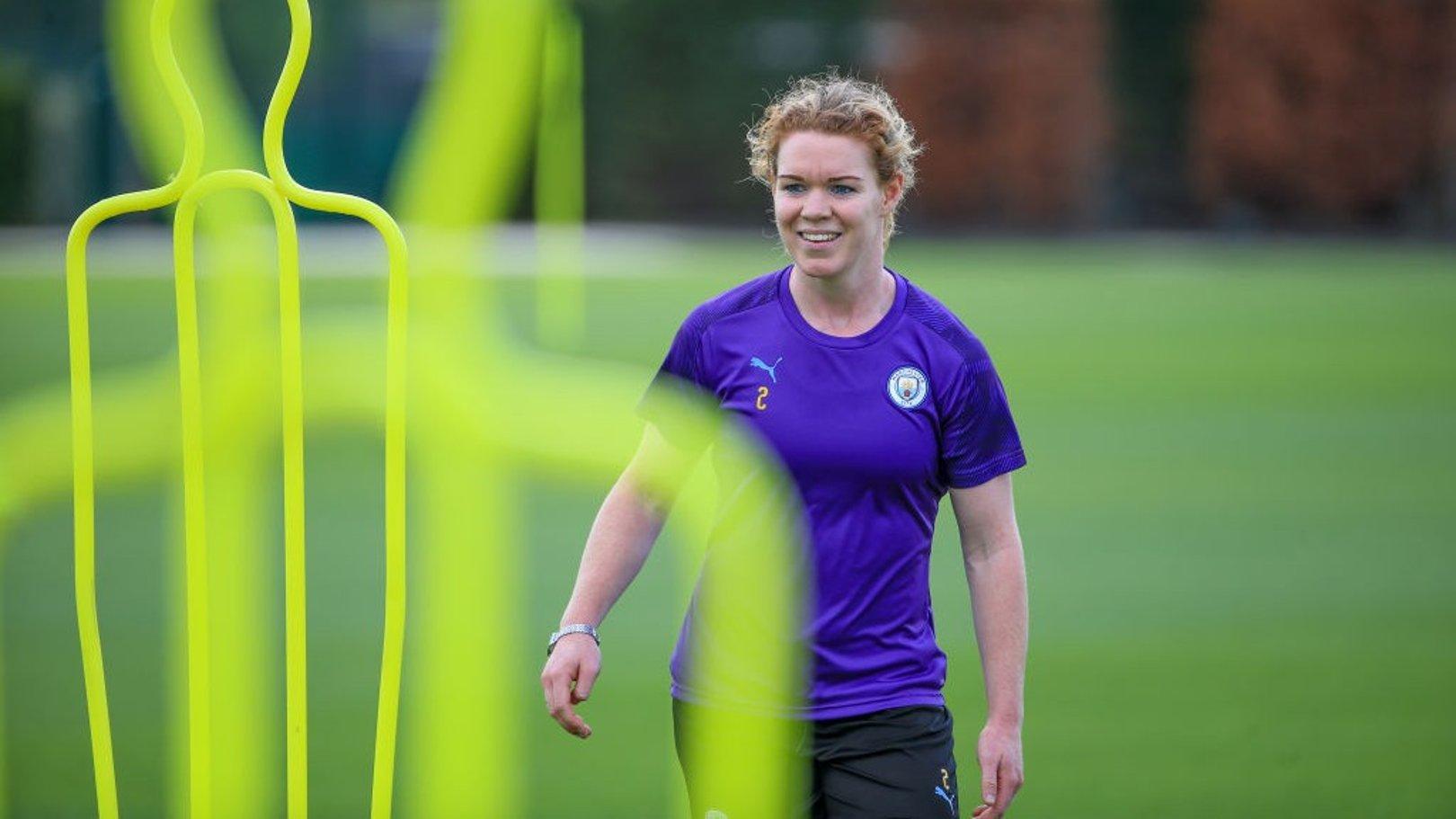 Mannion: Club backing helping WSL attract world stars