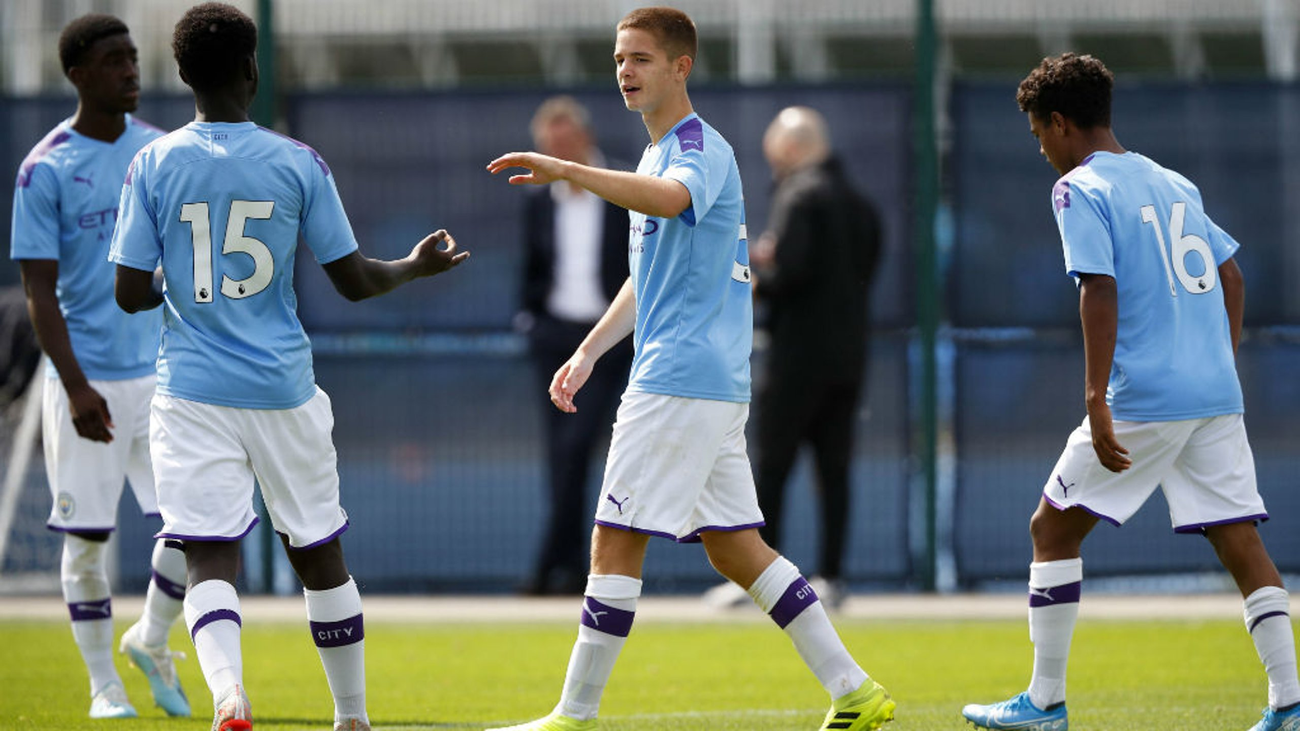 REPORT: City's U18s enjoyed a fine win over Newcastle