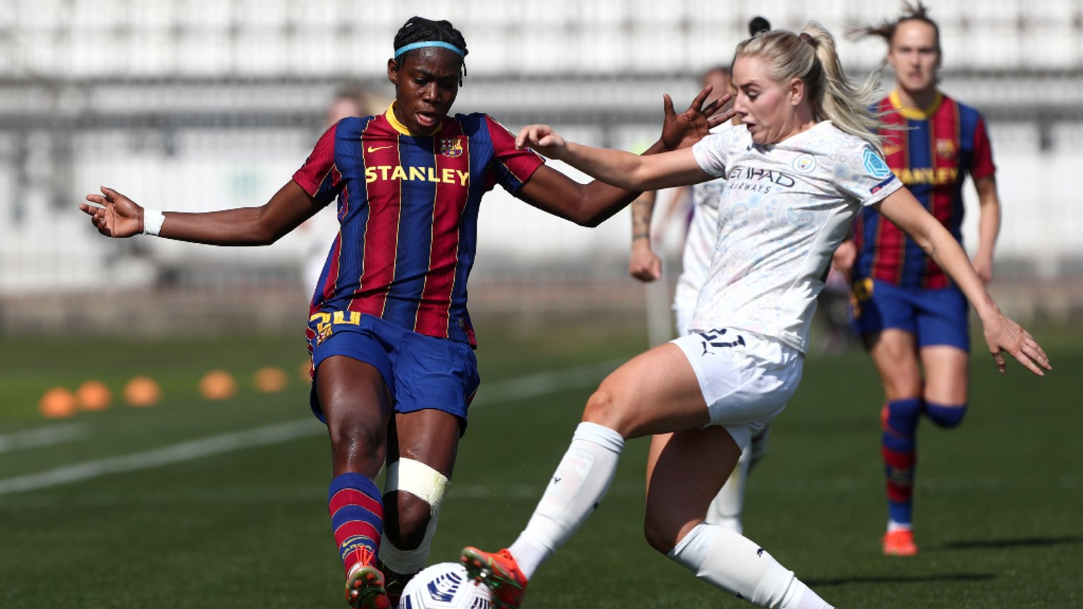 All to do for City in UWCL quarter-finals