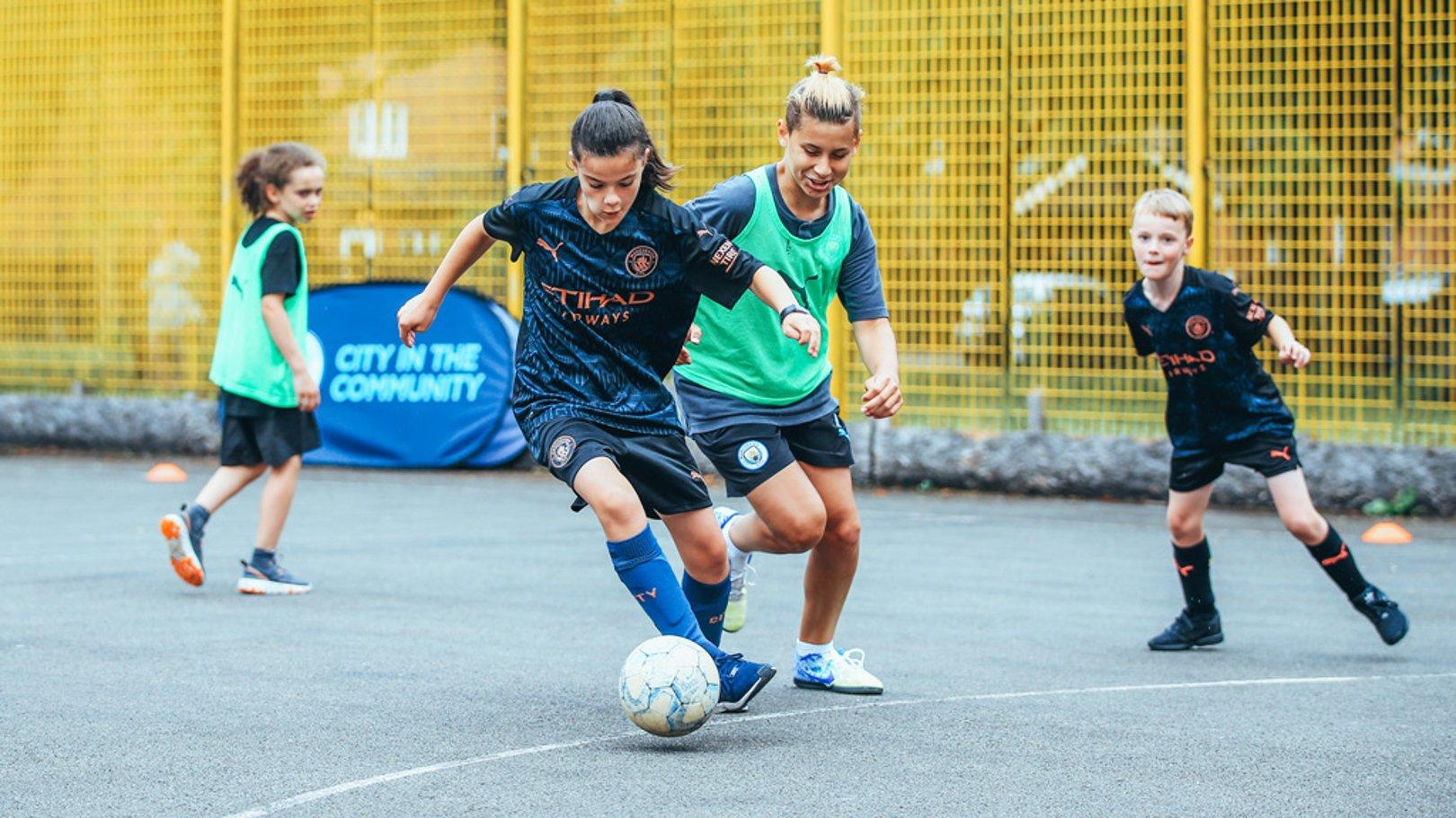 CITC providing free summer football sessions