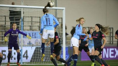 City v Everton Ladies: Match highlights