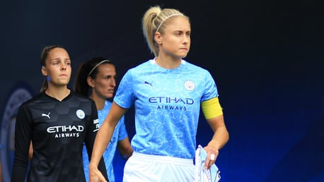 Steph Houghton: A True Blue leader