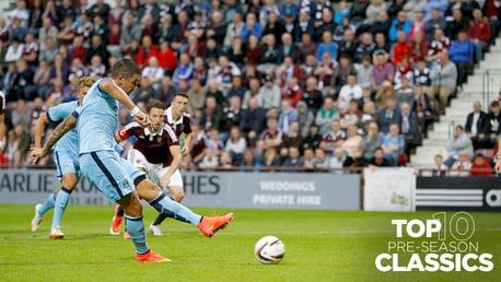 Pre-season classics: Hearts 1-2 City 2014