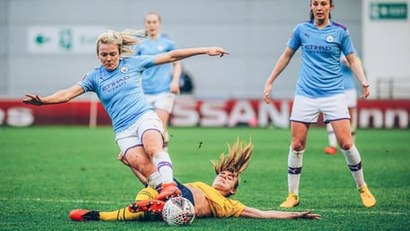 City's opening WSL game selected for TV coverage