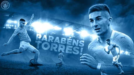 Ferran Torres celebra 21 anos