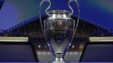 Champions League: City's Group C dates & times confirmed