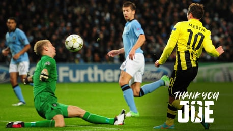 THANK YOU, JOE: We reflect on five of Joe's stand-out performances during his illustrious time with City.