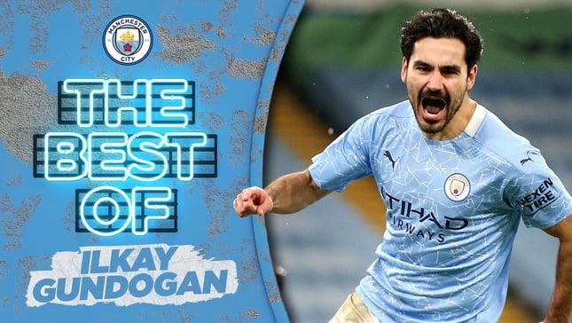 The best of Ilkay Gundogan