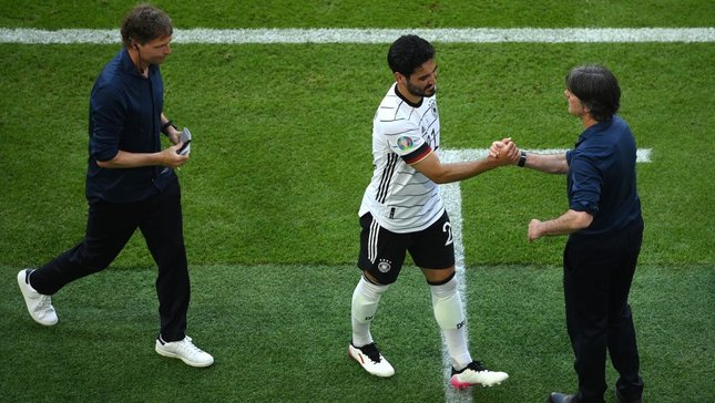 ألمانيا تقلب الطاولة على البرتغال بمشاركة ثلاثي السيتي