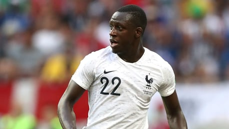 MAGIC MENDY: Benjamin Mendy continued his impressive start to the 2018/19 campaign, claiming yet another assist...