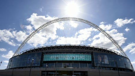WEMBLEY: City face Arsenal for a place in the 2017 FA Cup final.