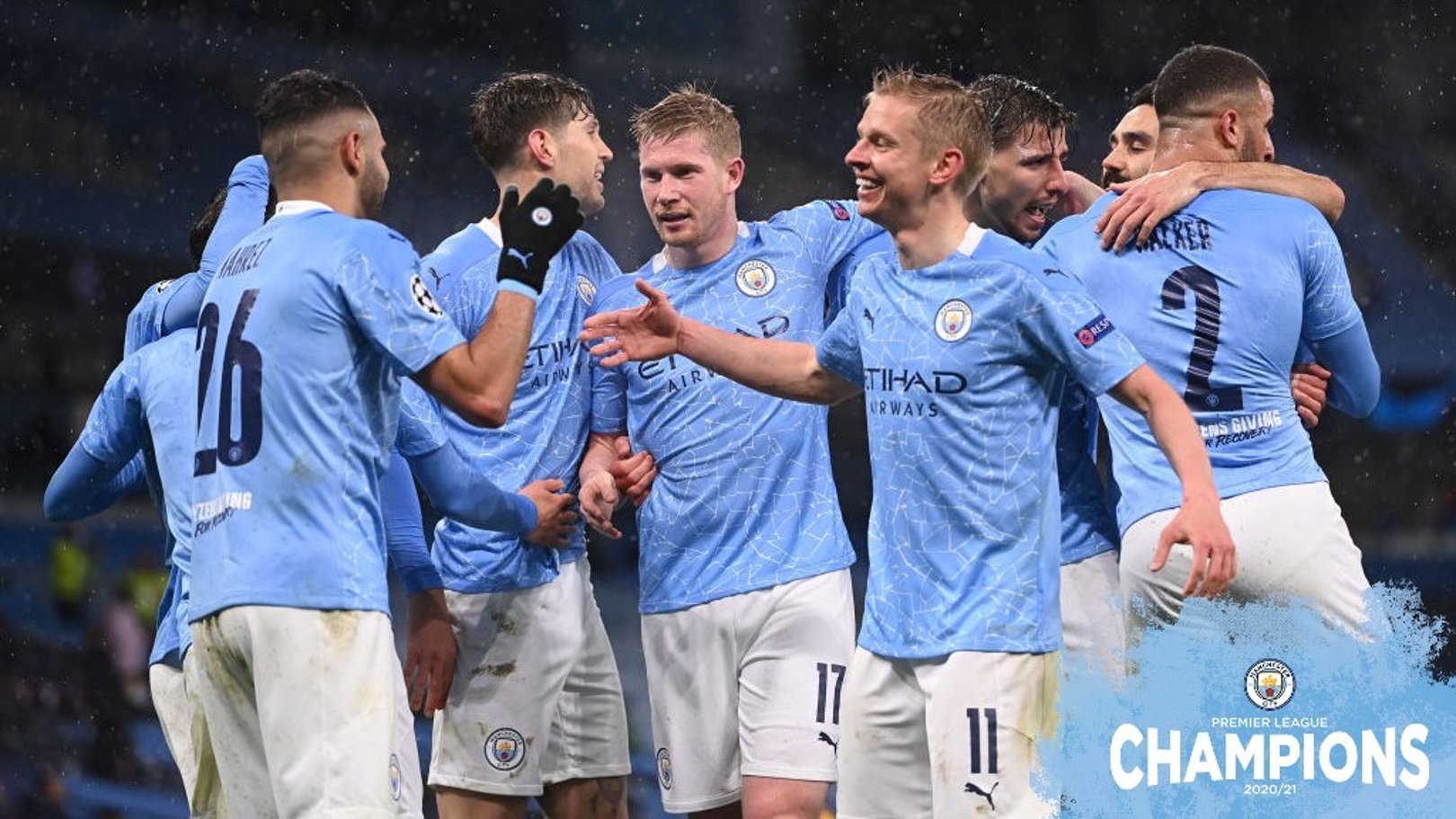 Winter: City's title this season will go down as one of the great achievements
