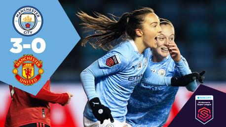 City 3-0 United: Full-match replay