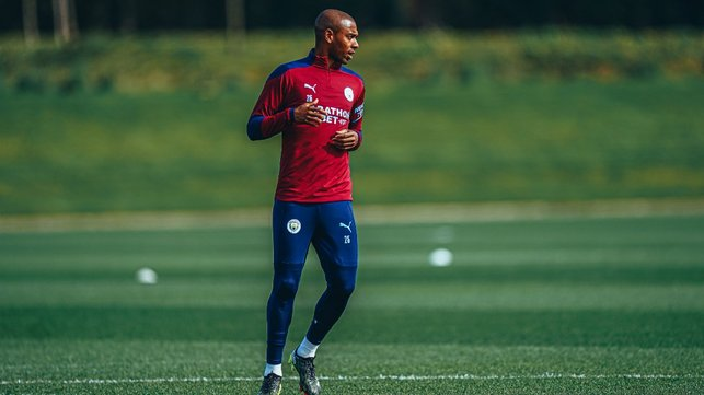 MIDFIELD ANCHOR: Fernandinho's ready for the Foxes!