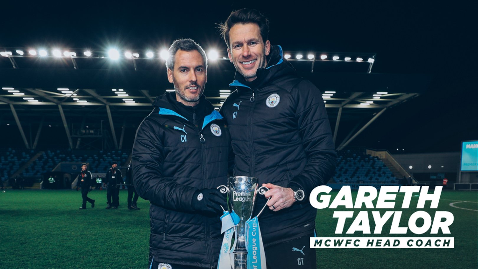 Gareth Taylor appointed Manchester City Women Head Coach