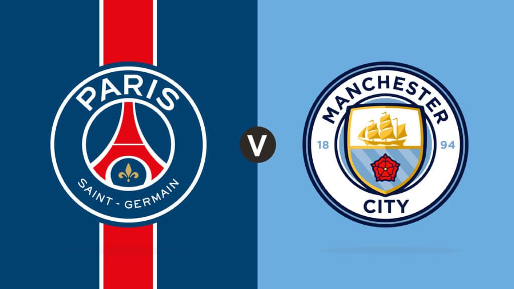 Paris Saint-Germain 1-2 Man City: Match stats and reaction