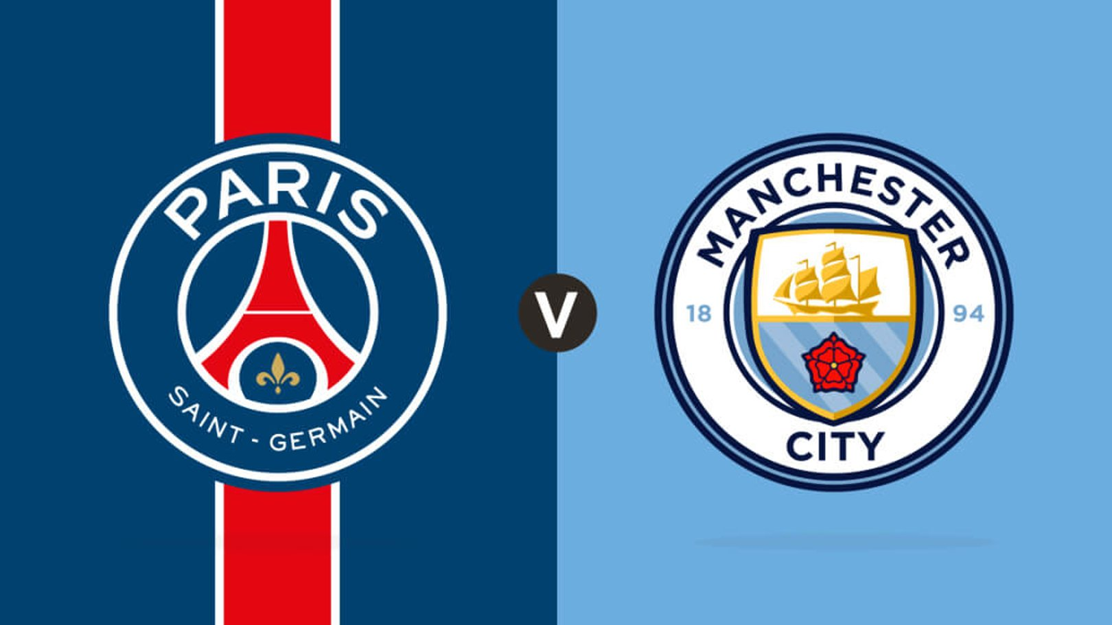 Paris Saint-Germain v Man City: en directo