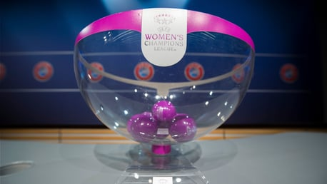 City learn UWCL Round of 32 opponents