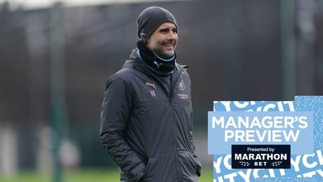 Guardiola: Movement in forward areas vitally important