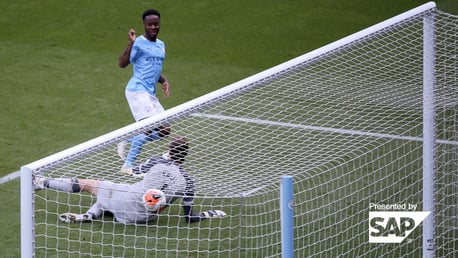Breaking down Raheem Sterling's goalscoring