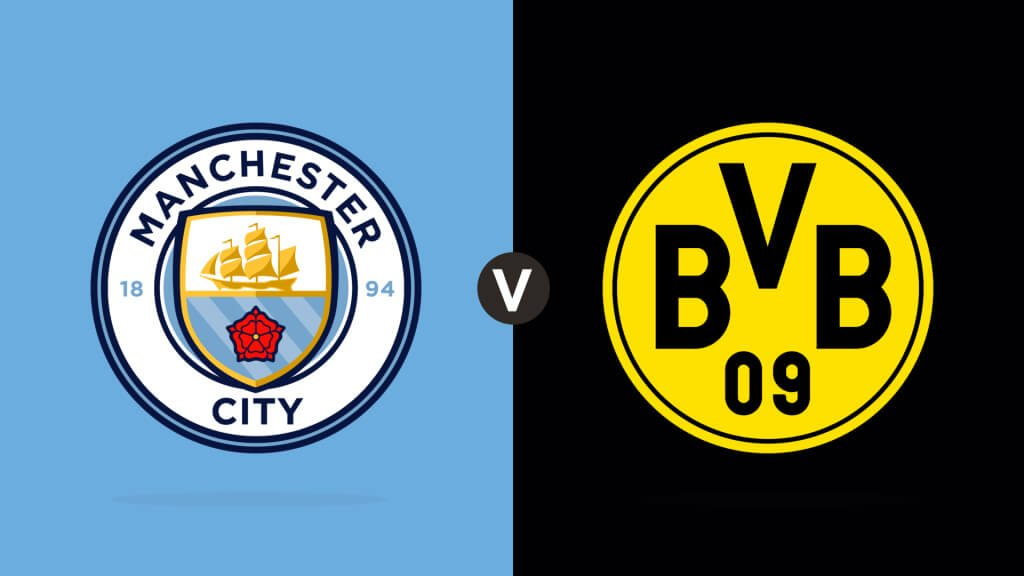 Man City 2-1 Borussia Dortmund: Match stats and live reaction