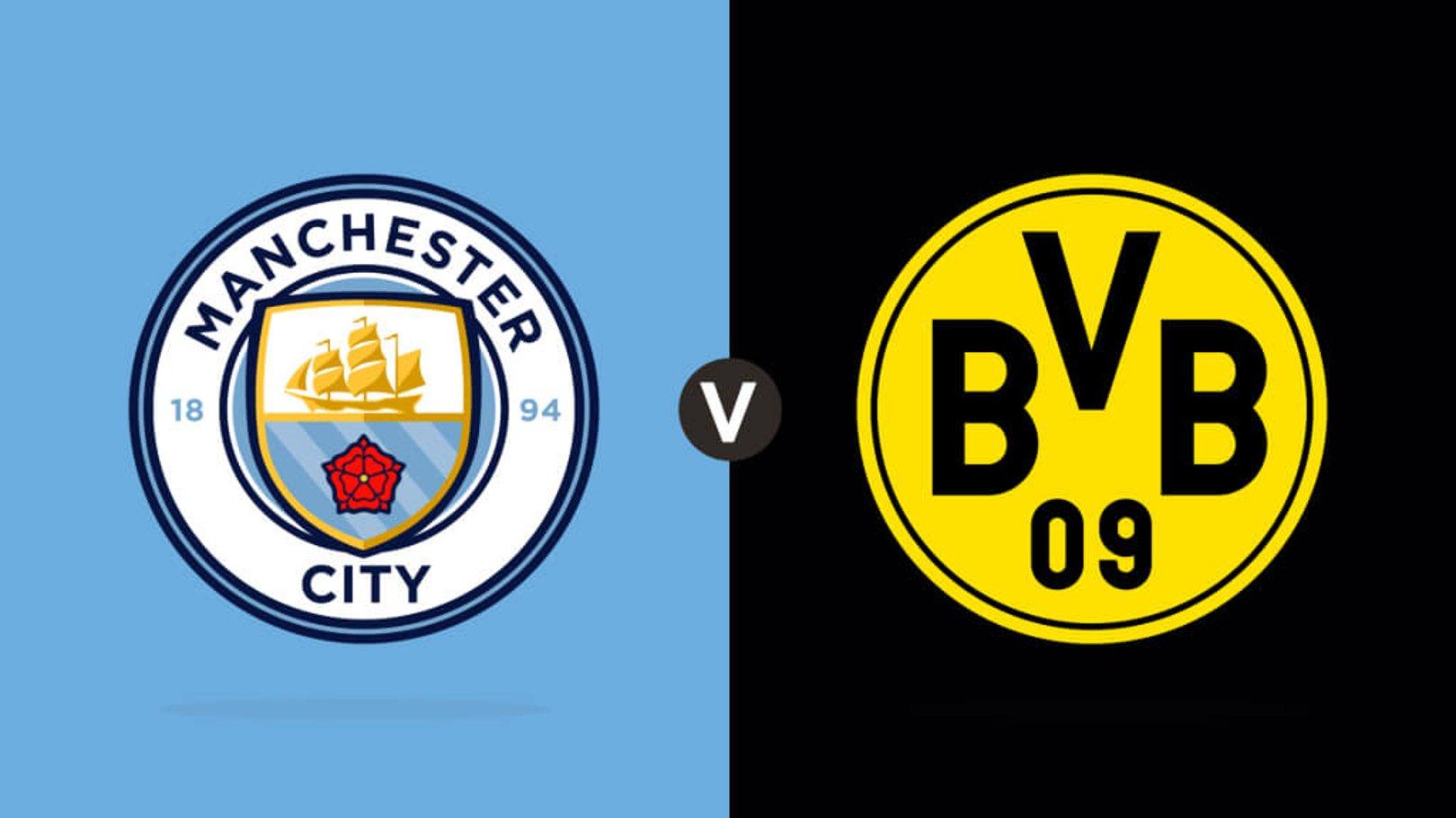 City v Borussia Dortmund: en directo