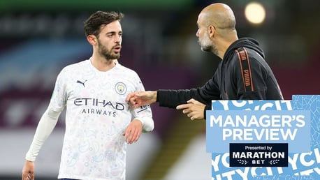 Pep: Bernardo will be huge for us this season