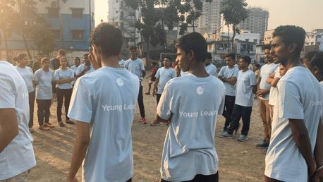 TECNO Mobile apoia o programa Cityzens Giving em Calcutá