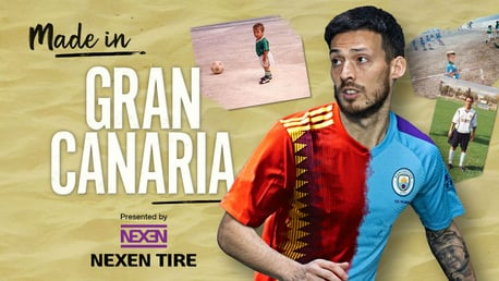 MADE IN GRAN CANARIA: A feature length documentary about David Silva