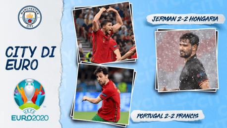 Trio City Melaju Ke 16 Besar Dalam Malam Yang Dramatis di EURO 2020