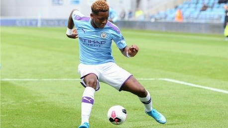 City EDS v Brighton U23s: Match highlights