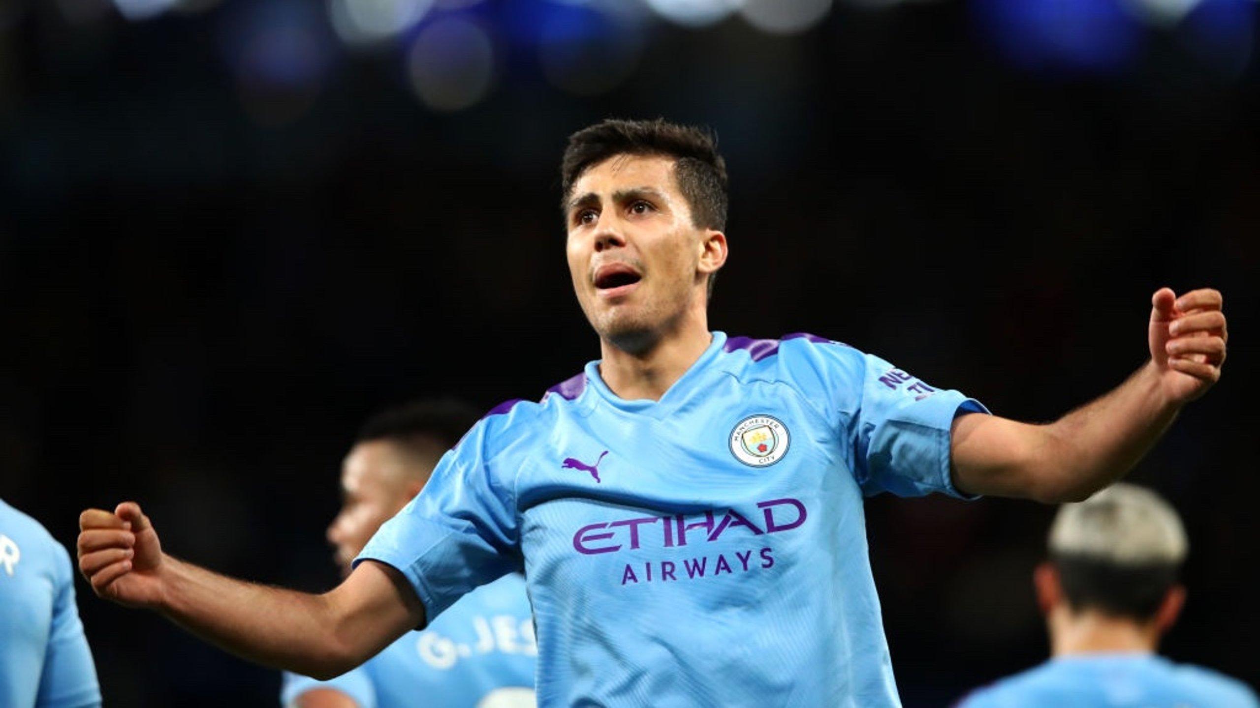 City ease back to winning ways against West Ham