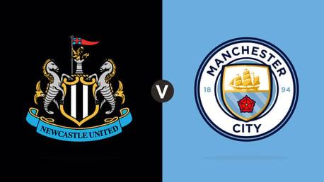 Newcastle v City Match Day