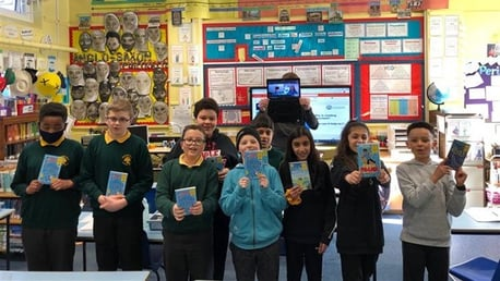 CITC and City's Academy celebrate World Book Day