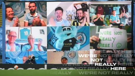 Cityzens Junior Ambil Alih Fan Wall Di Laga Bournemouth