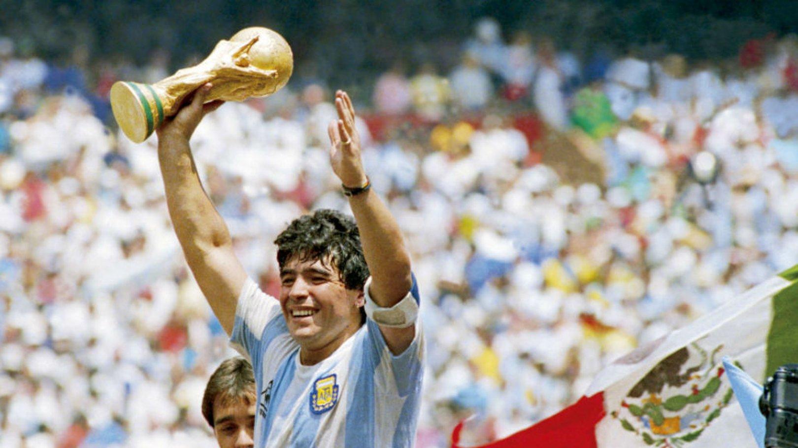Guardiola: 'Maradona made football better'