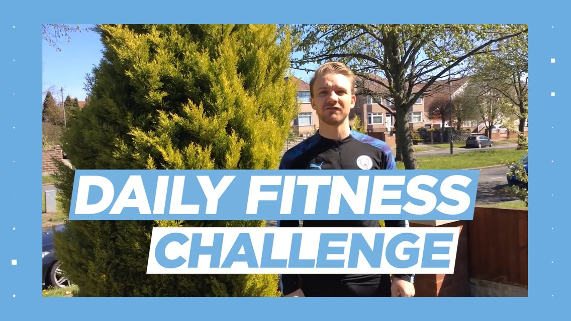 Daily challenges: Fitness