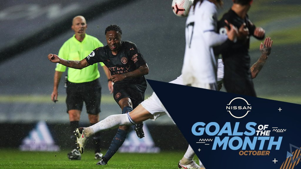 Vote for October's Nissan Goal of the Month