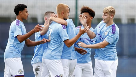 City Under-18s continue blistering start