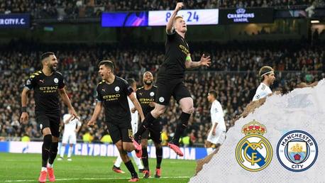 First-leg highlights: Real Madrid 1-2 City