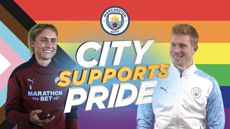 자존심(Pride)을 지지하는 CITY