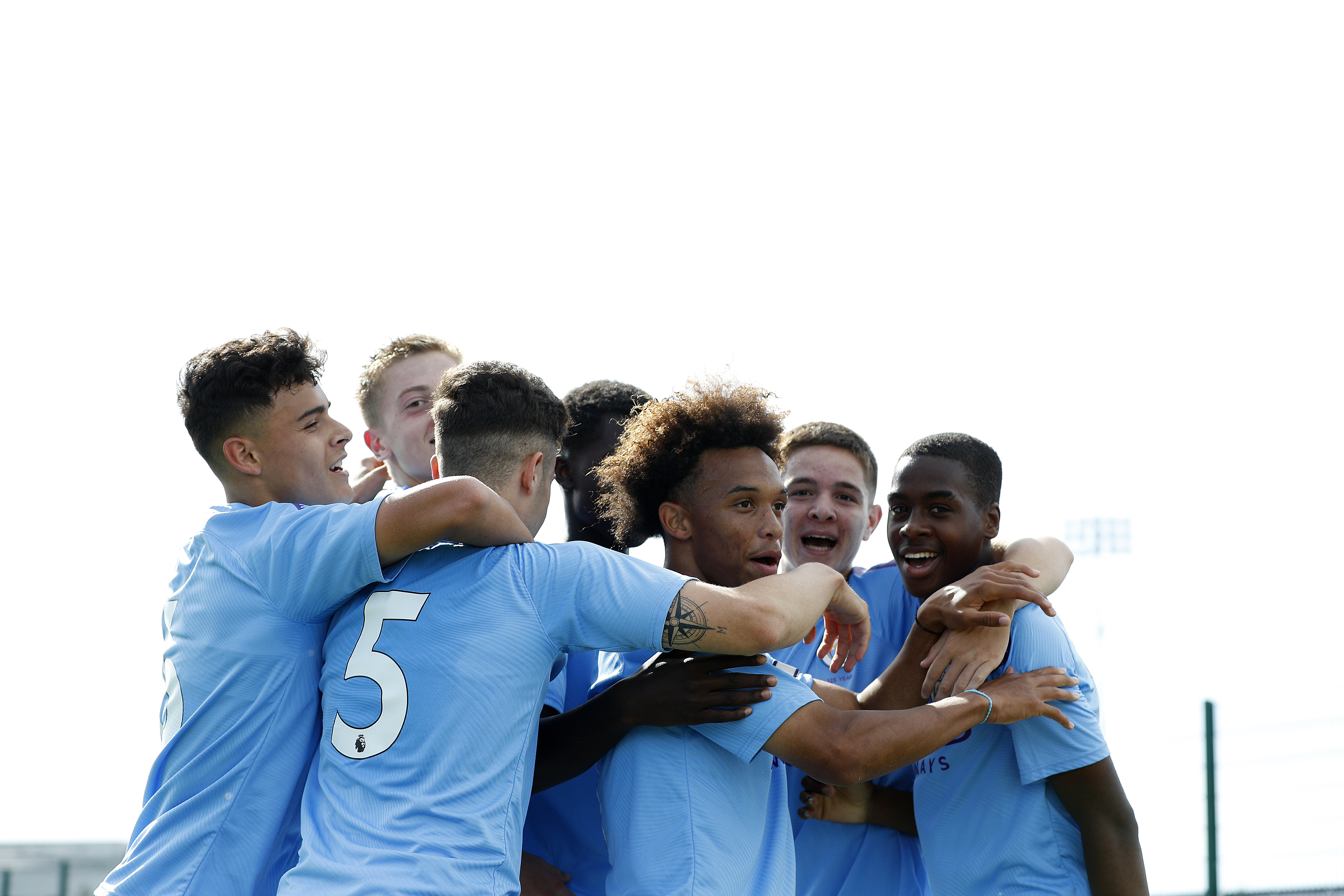 City U18s march on with win over Baggies