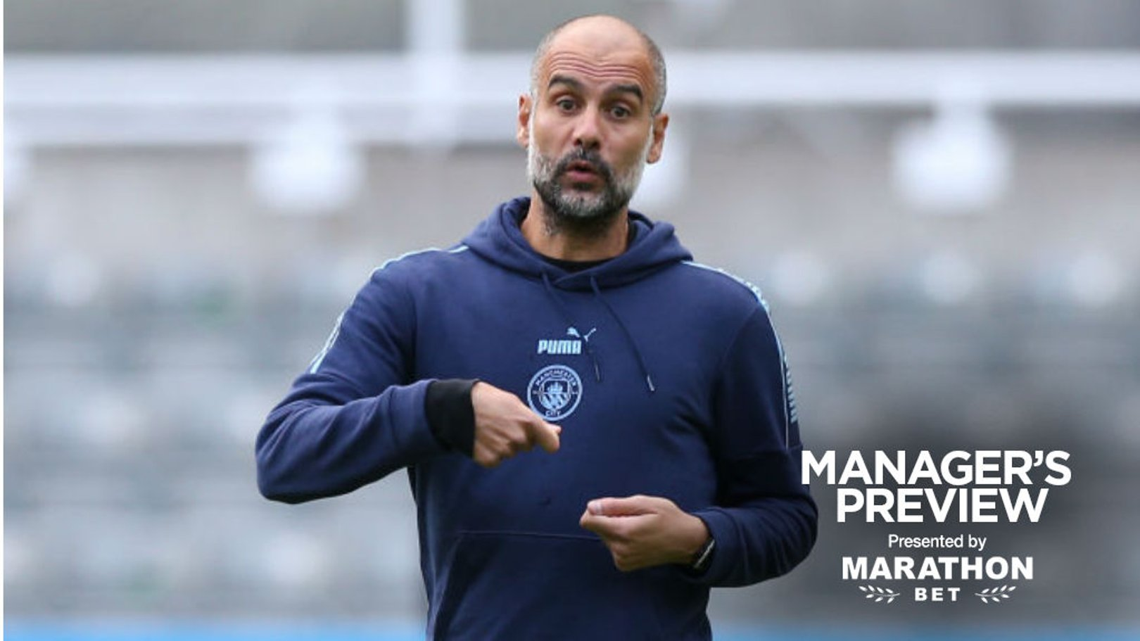 Guardiola: I love this Club