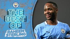 The best of Raheem Sterling